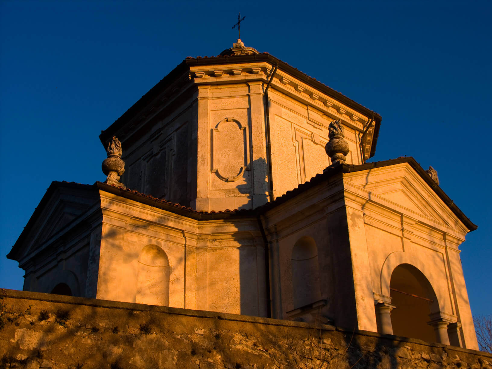 Chapel at Sacro Monte of Varese