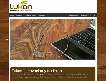Tukan wood products